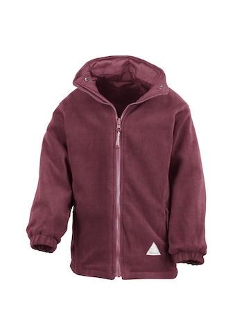 Result Fleecejacke »Storm Stuff Jacke für Kinder, Beidseitig tragbar« kaufen