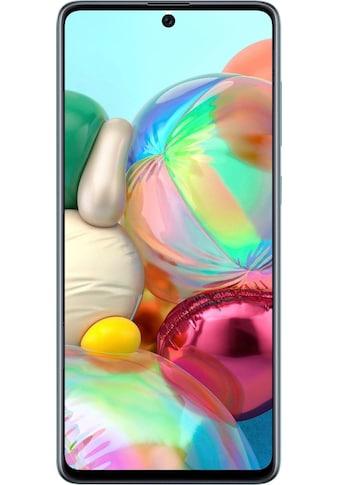 Smartphone (16,95 cm/6,7 Zoll, 128 GB Speicherplatz, 64 MP Kamera), Samsung, »Galaxy A71« kaufen