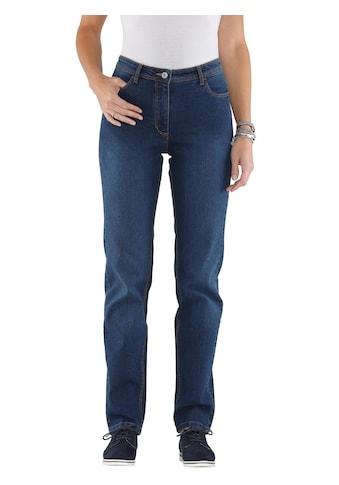 Classic Basics Jeans mit Knack - Po - Effekt kaufen
