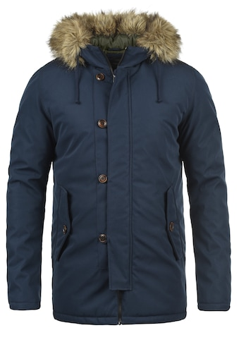 PRODUKT Parka »Platon«, warme Jacke mit abnehmbarem Kunstfellkragen kaufen