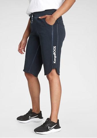 KangaROOS Sweatbermudas kaufen