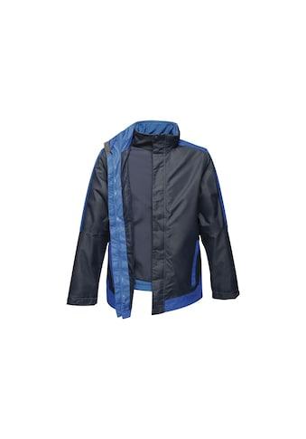 Regatta 3-in-1-Funktionsjacke »Herren 3-in-1-Jacke mit Kontrastfarben« kaufen