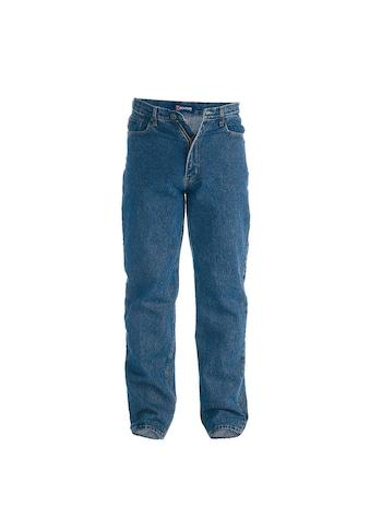 Duke Clothing Comfort-fit-Jeans »Herren Rockford Tall Komfort Fit Jeans« kaufen