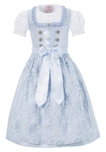 Marjo Dirndl Kinder mit Perlenverzierung am Ausschnitt (3tlg.) kaufen