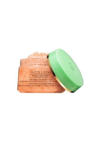 COLLISTAR Gesichtspeeling »Anti-Age Talasso-Scrub 700 g«, Premium Kosmetik kaufen