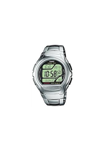 CASIO Watch »Armbanduhr Wave Ceptor WV-58DE-1AVEF« kaufen
