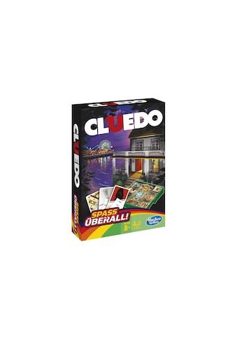 Detektivspiel, Hasbro, »Cluedo Kompakt« kaufen