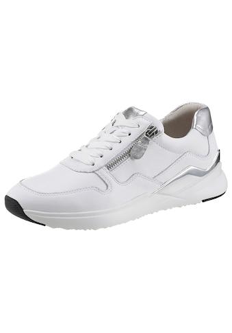 Gabor Keilsneaker, mit silberfarbenen Details kaufen