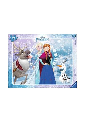 Ravensburger Puzzle »Anna und Elsa« kaufen
