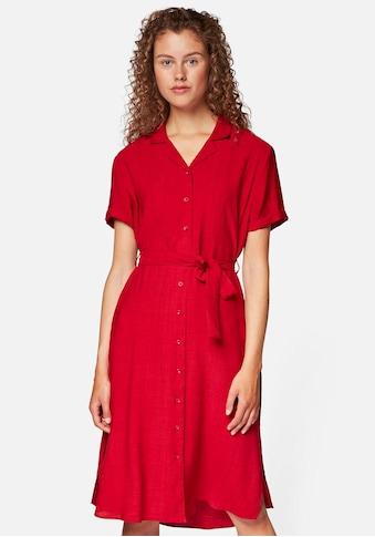 Mavi Blusenkleid, mit Bindegürtel in der Taille kaufen