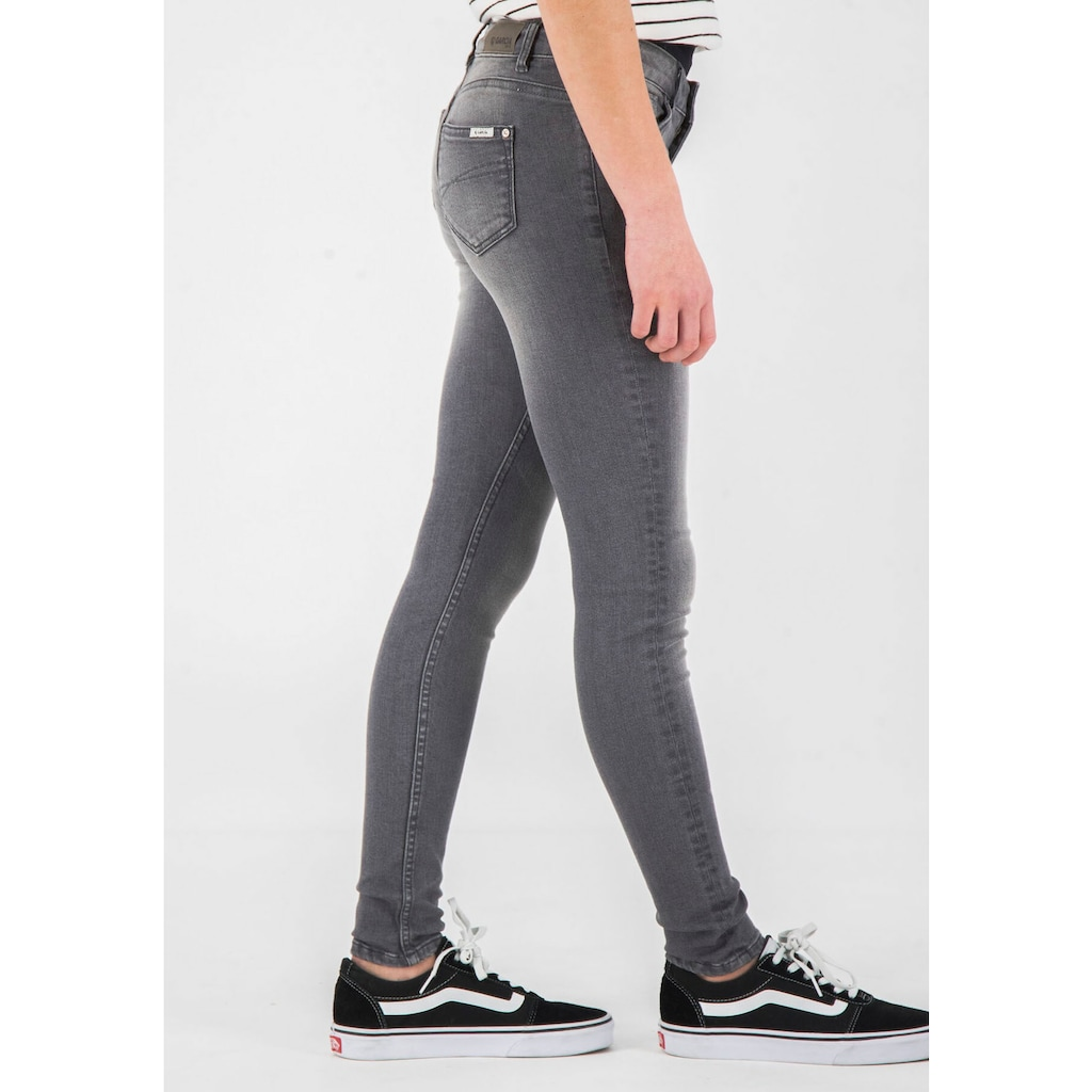 Garcia Skinny-fit-Jeans »Sara 510 Superslim«, Im Bund verstellbar