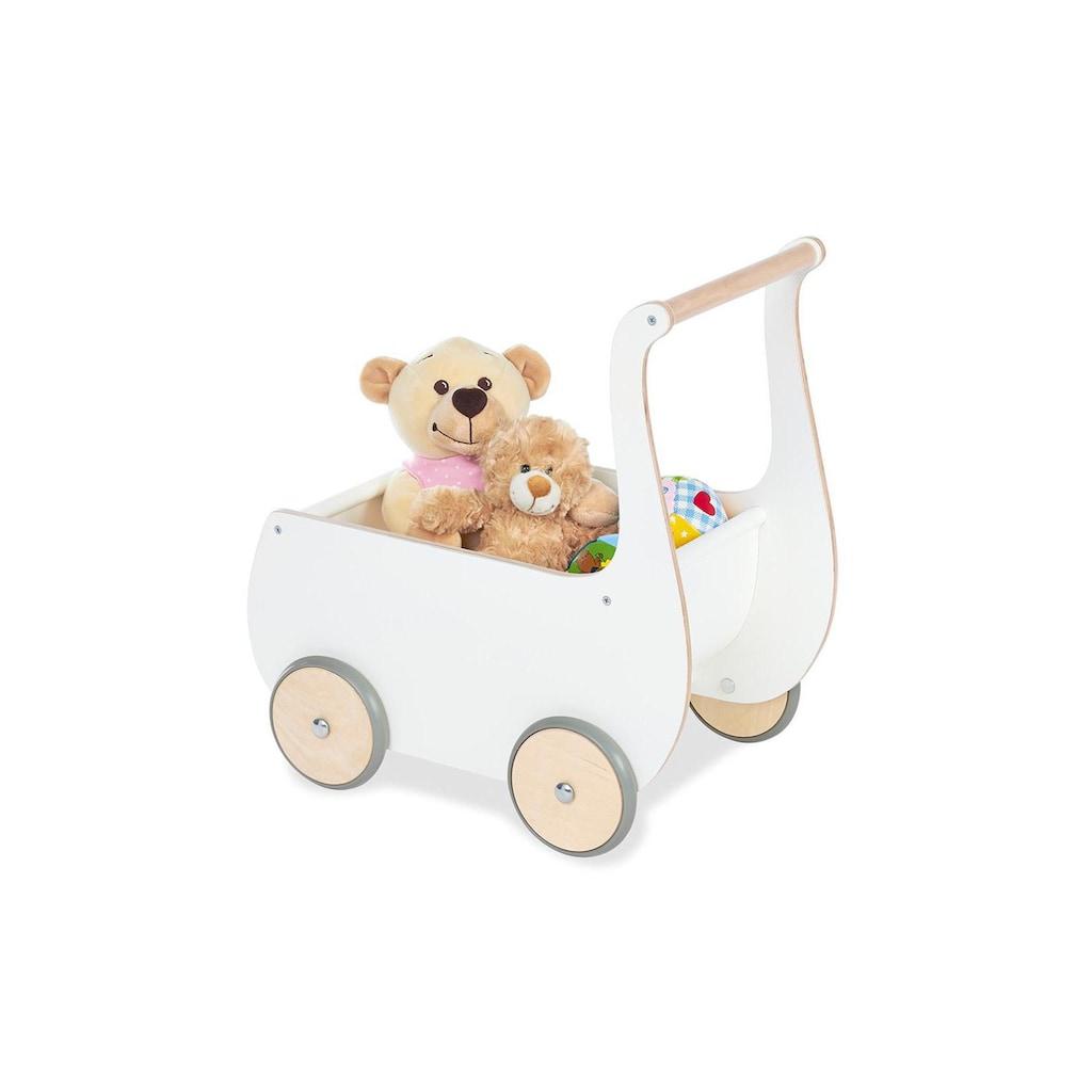 Pinolino® Puppenwagen »Mette Weiss«