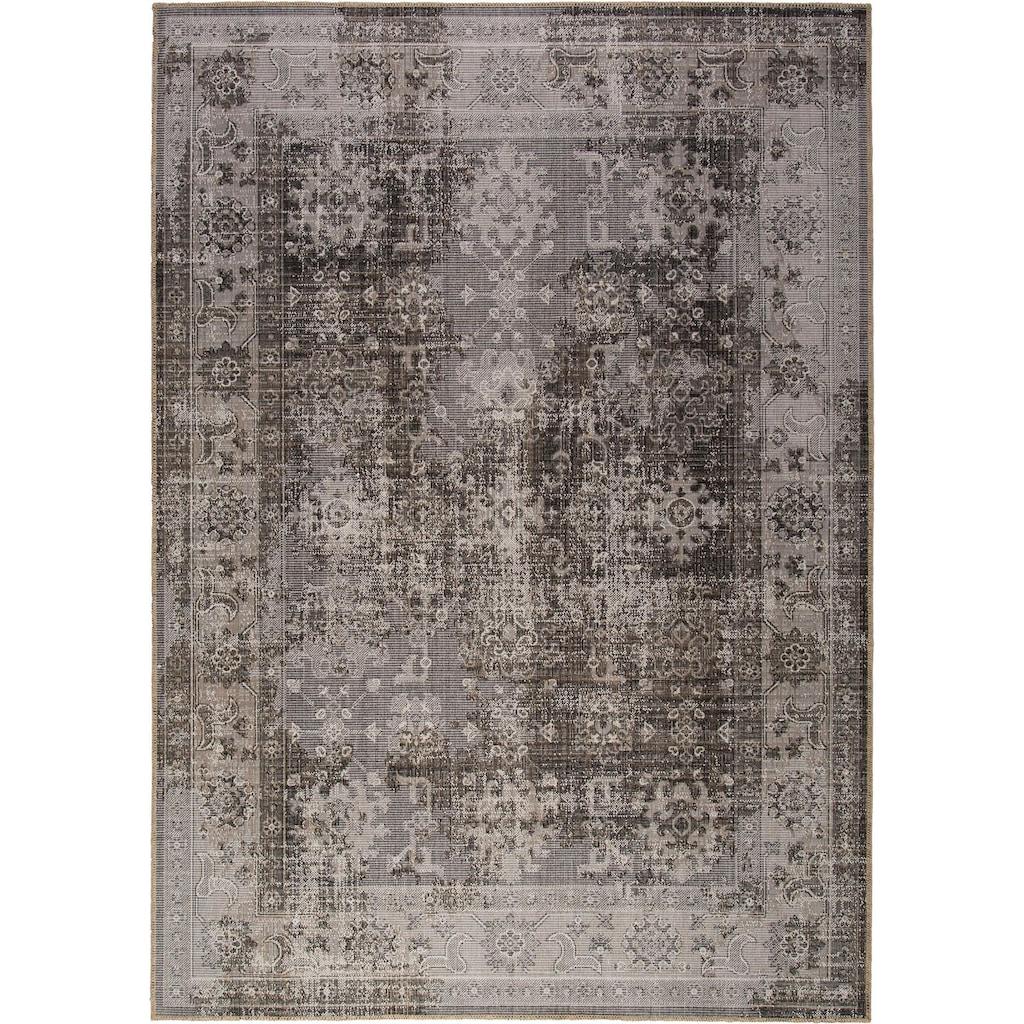 Obsession Teppich »My Tilas 244«, rechteckig, 8 mm Höhe, In- und Outdoor geeignet, Vintage Design, Wohnzimmer