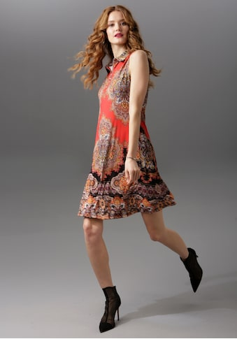Aniston CASUAL Sommerkleid, mit angesagtem Mandala-Druck kaufen