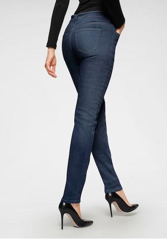 MAC Gerade Jeans »Angela - Pipe Seam« kaufen