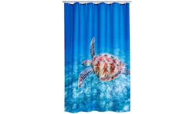 Ridder Duschvorhang »Turtle« Breite 180 cm (1 - tlg.) kaufen