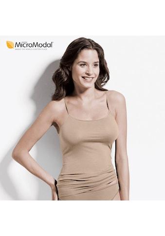 Isa Unterhemd »Spaghetti Top - Cotton Modal« kaufen