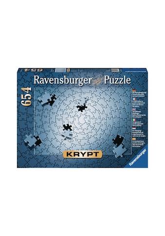 Ravensburger Puzzle »Krypt Silberfarben« kaufen