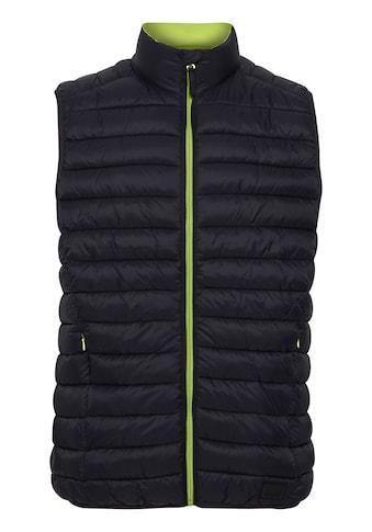 Blend Steppweste »Mit Zipper und verschliessbaren Taschen« acheter