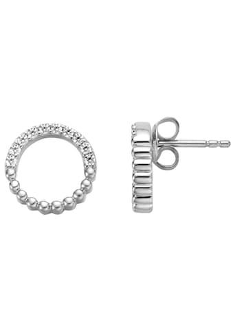Ohrstecker, Esprit Schmuck, »Double 925 Sterling Silberfarben« kaufen