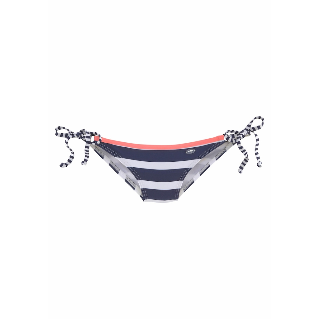 KangaROOS Bikini-Hose »Anita«, in knapper Brasilien-Form