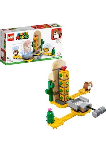 LEGO® Konstruktionsspielsteine »Wüsten-Pokey – Erweiterungsset (71363), LEGO® Super Mario«, (180 St.), Made in Europe kaufen