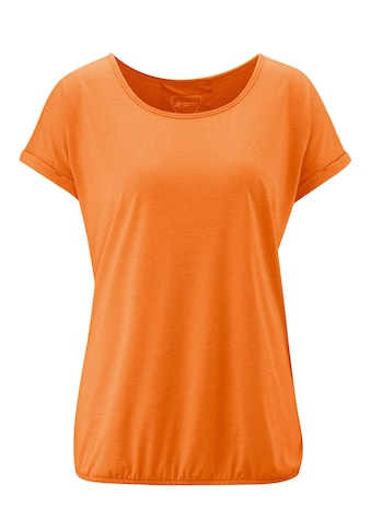 Maier Sports Funktionsshirt »Lulea T-Shirt W«, Modisches T-Shirt in leichter Single Jersey Ware kaufen