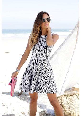Beachtime Strandkleid, mit Alloverdruck kaufen
