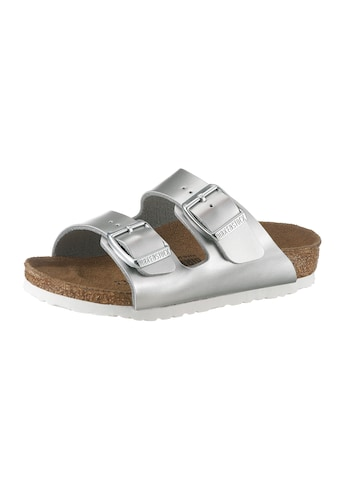 Birkenstock Pantolette »ARIZONA BF ELECTRIC METALLIC« kaufen