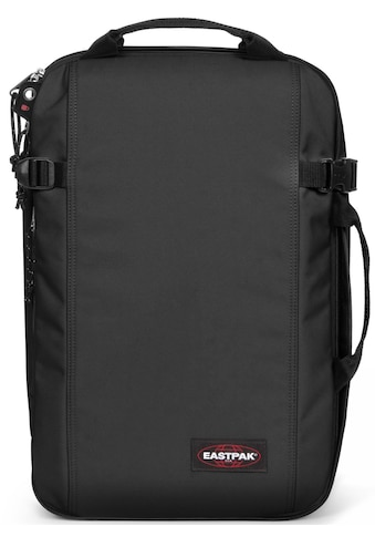 Eastpak Laptoprucksack »Morepack, black«, enthält recyceltes Material (Global Recycled... kaufen