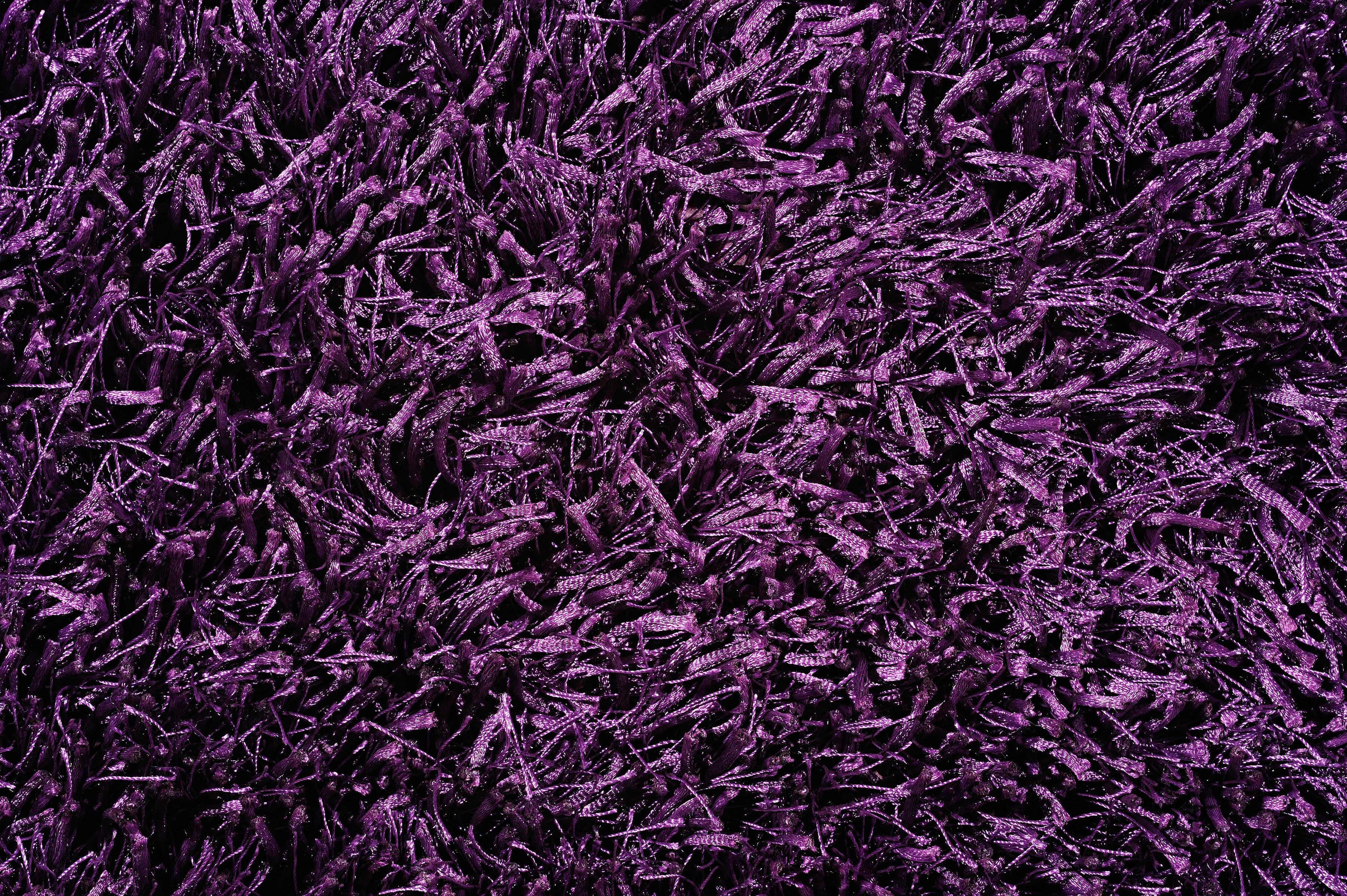 Image of Al MANO Sparset: Teppichfliese »Shaggy«, 40x40x3 cm, 8er-Set