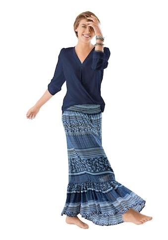 Ambria Longbluse mit V - Ausschnitt kaufen