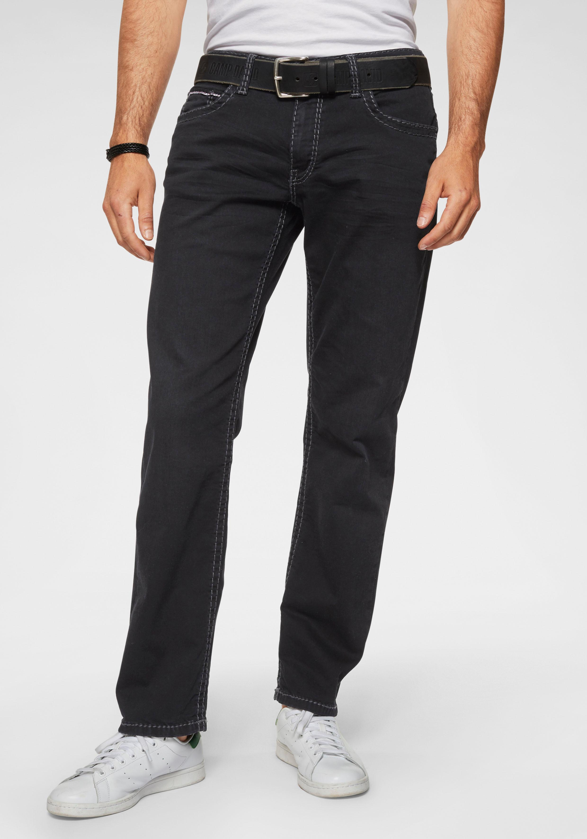 Image of CAMP DAVID Loose-fit-Jeans »CO:NO:C622«