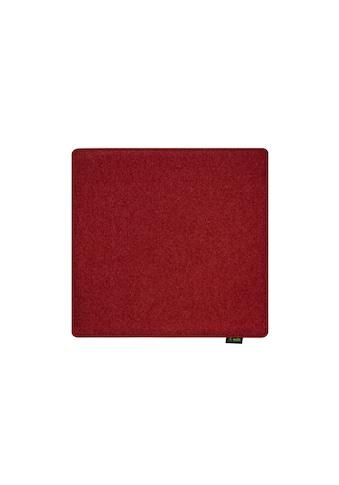 Sitzkissen »3333, Rot« kaufen