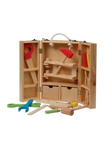 """roba® Spielwerkzeugkoffer """"klappbar"""", (29 - tlg.) kaufen"""