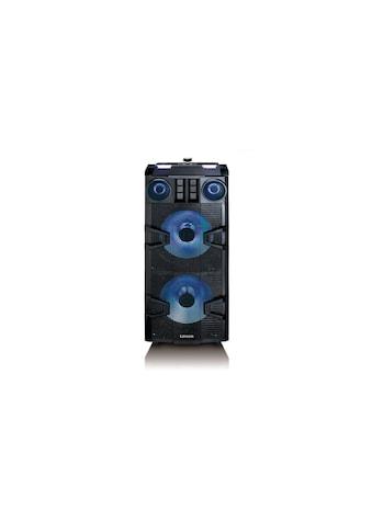 Lenco Lautsprechersystem »Musik-System PMX-850 Schwarz« kaufen