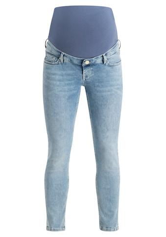 Noppies Umstandsjeans »7/8 Mila Vintage Blue« kaufen