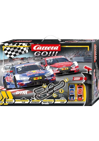 Carrera® Autorennbahn »Carrera® GO!!! - DTM Master Class«, (Set) kaufen