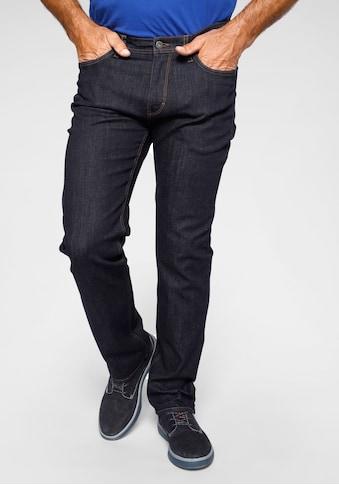 Arizona Stretch-Jeans, in trendiger dunkler Waschung kaufen