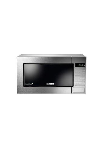 Samsung Mikrowelle »GE87MCSWS, Silberfarben«, 800 W kaufen