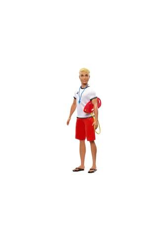 Barbie Anziehpuppe »Rettungsschwimmer Ken«, Puppenreihe Familie & Freunde kaufen
