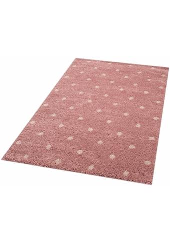 Zala Living Hochflor-Teppich »Lilly«, rechteckig, 35 mm Höhe, Spielteppich, besonders weich durch Microfaser kaufen