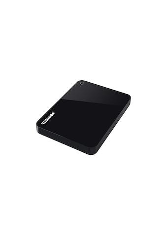 Externe Festplatte, Toshiba, »Canvio ADVANCE 2 TB« kaufen