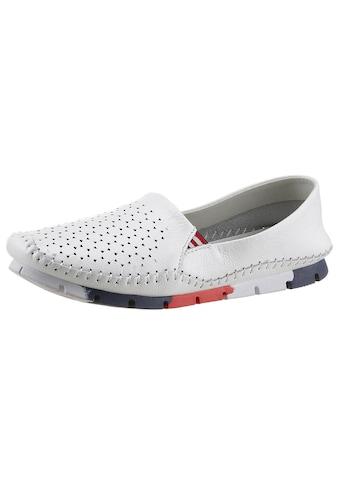 COSMOS Comfort Slipper, mit bunter Laufsohle kaufen