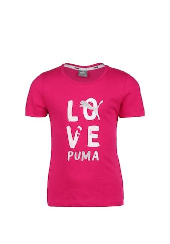 PUMA T - Shirt »Alpha« kaufen