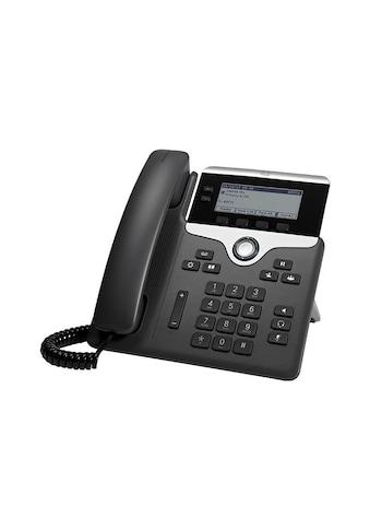 Cisco Kabelgebundenes Telefon »7821 Schwarz« kaufen