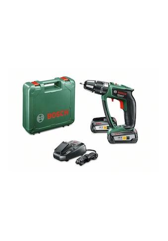Akku - Schlagbohrschrauber, Bosch, »PSB 18 L - I2 Ergonomic« kaufen