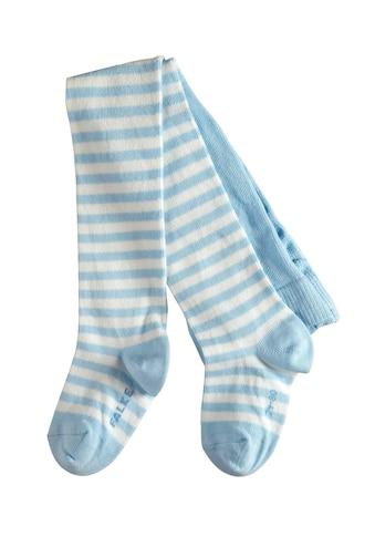 FALKE Feinstrumpfhose »Stripe«, (1 St.), aus kuschelweicher Baumwolle kaufen
