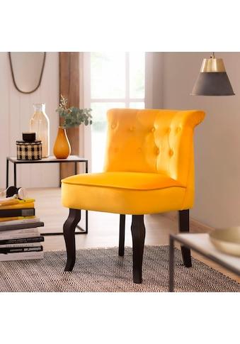 Home affaire Sessel »Beatrix« kaufen