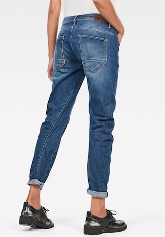 G-Star RAW Boyfriend-Jeans »Arc 3D Low Boyfriend«, mit modischen Knieabnähern kaufen